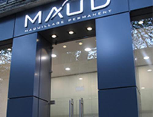 Maud Maquillage Permanent s'installe à Lyon