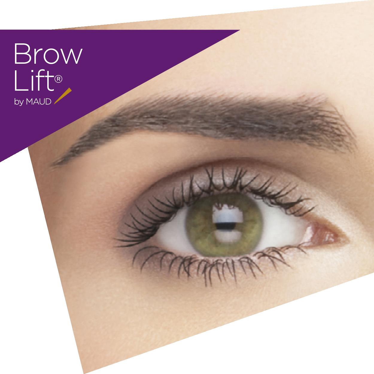 BROW LIFT - technique de maquillage permanent des sourcils