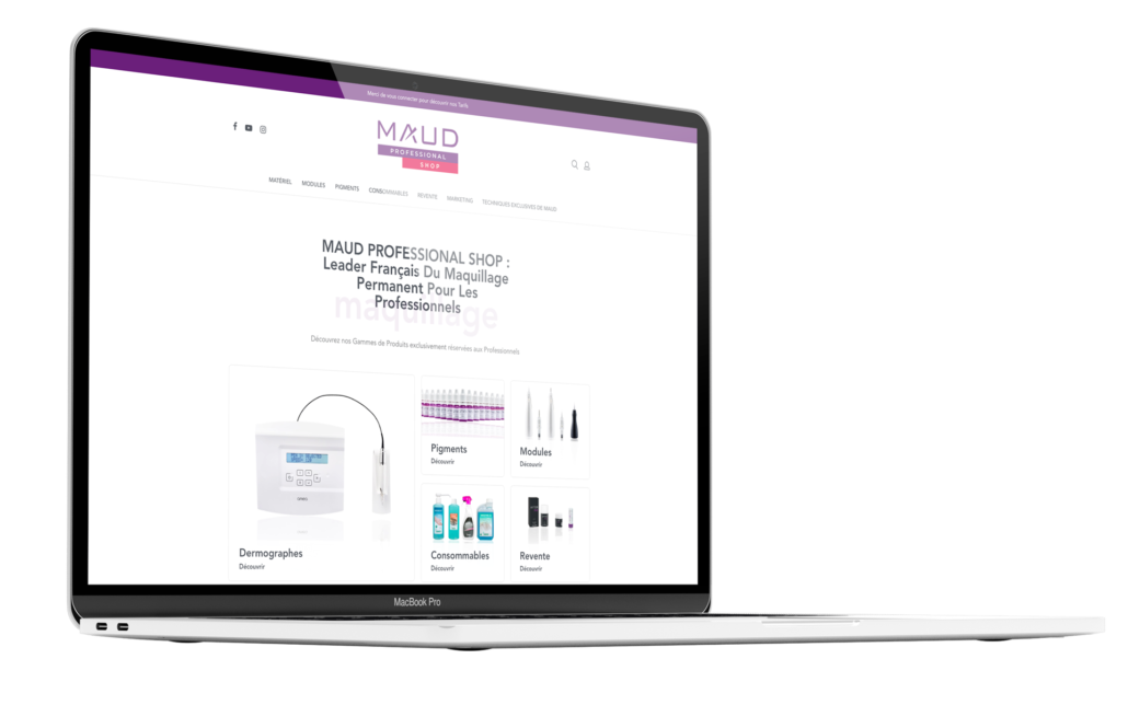 Maud Professional Shop