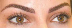 powder style maquillage sourcils