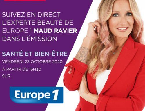 MAUD sur Europe 1 dans l'émission de Mélanie GOMEZ : SANS RENDEZ-VOUS