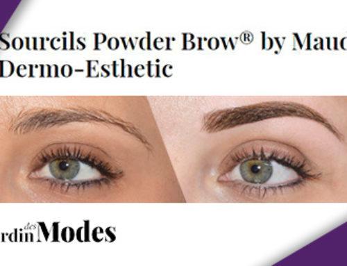 Sourcils Powder Brow by Maud Dermo-Esthetic «Jardins des modes»