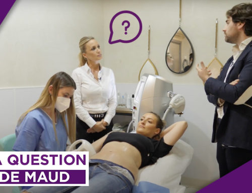 La question de Maud au Dr Duvernois (S1E8) : Se débarrasser de la cellulite, la machine miracle !